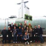 Gruppenfoto unserer Realschüler der zehnten Klasse aus Bremerhaven